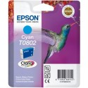 Epson atrament SP R265,R285,RX585,PX660,PX700W,PX800FW cyan C13T08024011