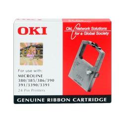 páska OKI ML380/385/386/390/391/3390/3391 black 09002309