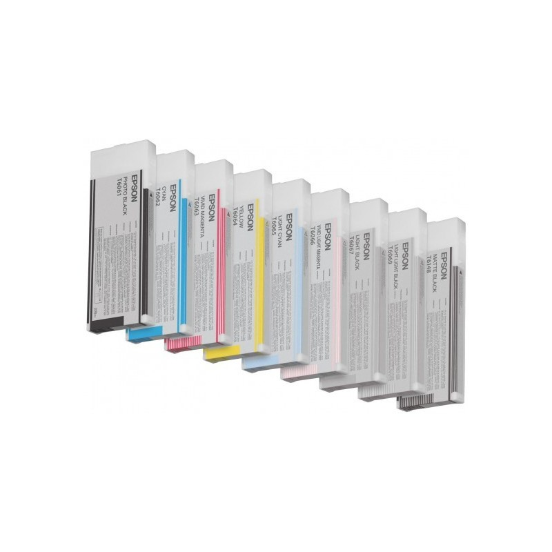 Epson atrament SPro 4880/4800 cyan 220ml C13T606200