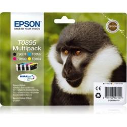 Epson atrament S S20/SX105/SX205/SX405 SO BX300F CMYK C13T08954010