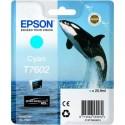 Epson atrament SC-P600 cyan C13T76024010