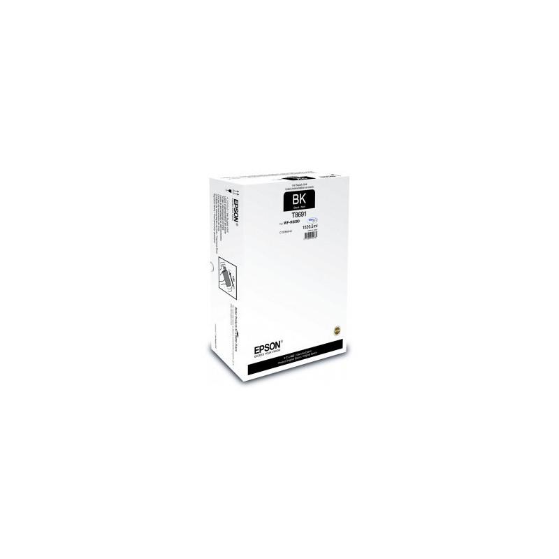 Epson atrament WF-R8000 series black XXL - 1520.5ml C13T869140