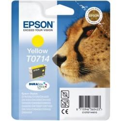 Epson atrament S D120,DX4450,DX7450,DX8450,DX9400 yellow C13T07144011