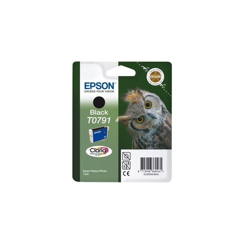 Epson atrament SP PX660/PX820/1400/1500W black C13T07914010