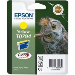 Epson atrament SP PX660/PX820/1400/1500W yellow C13T07944010