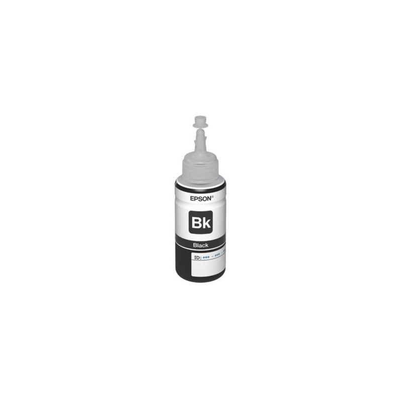 Epson atrament L800/L1800 Black ink container 70ml C13T67314A