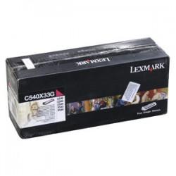 Developer Lexmark C540,C543,C544,X543,X544 30K Magenta C540X33G