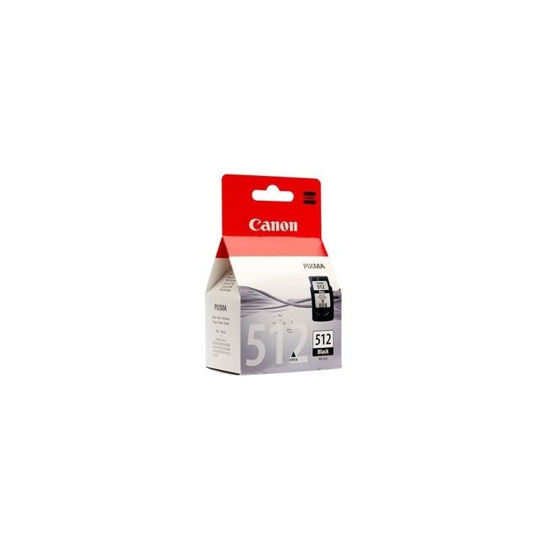Canon cartridge PG-512 Black Ink Cartridge 15ml 2969B001