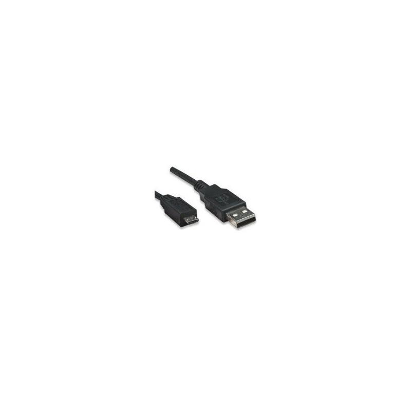 KABEL USB A - MicroB 1.8m CCP-mUSB2-AMBM-6