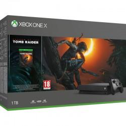 XBOX ONE X 1TB + Shadow of Tomb Raider CYV-00105