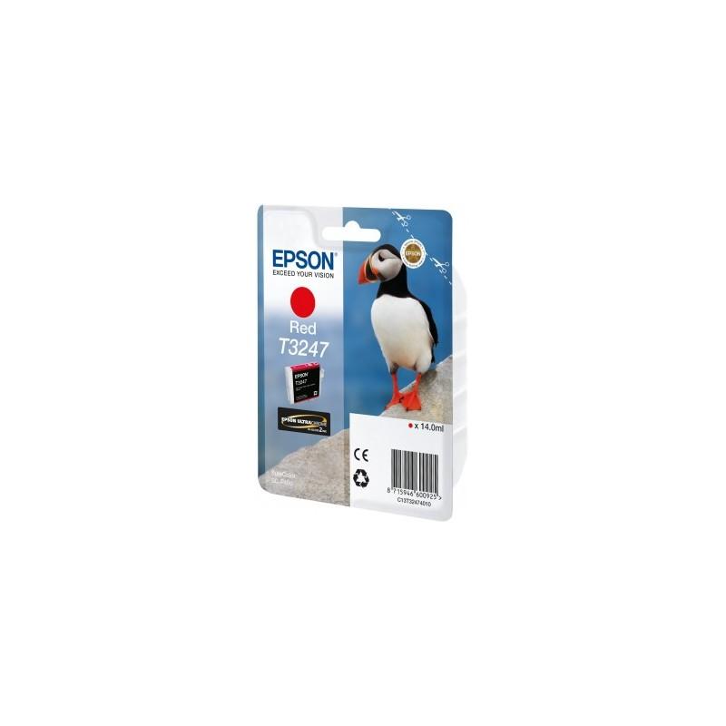 Epson atrament SC-P400 red C13T32474010