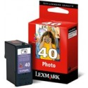 Lexmark 40 - Photo Print Cartridge, 135 str. 18Y0340E