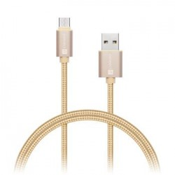 CONNECT IT Wirez Premium Metallic USB-C (Type C) - USB-A, USB 3.1...