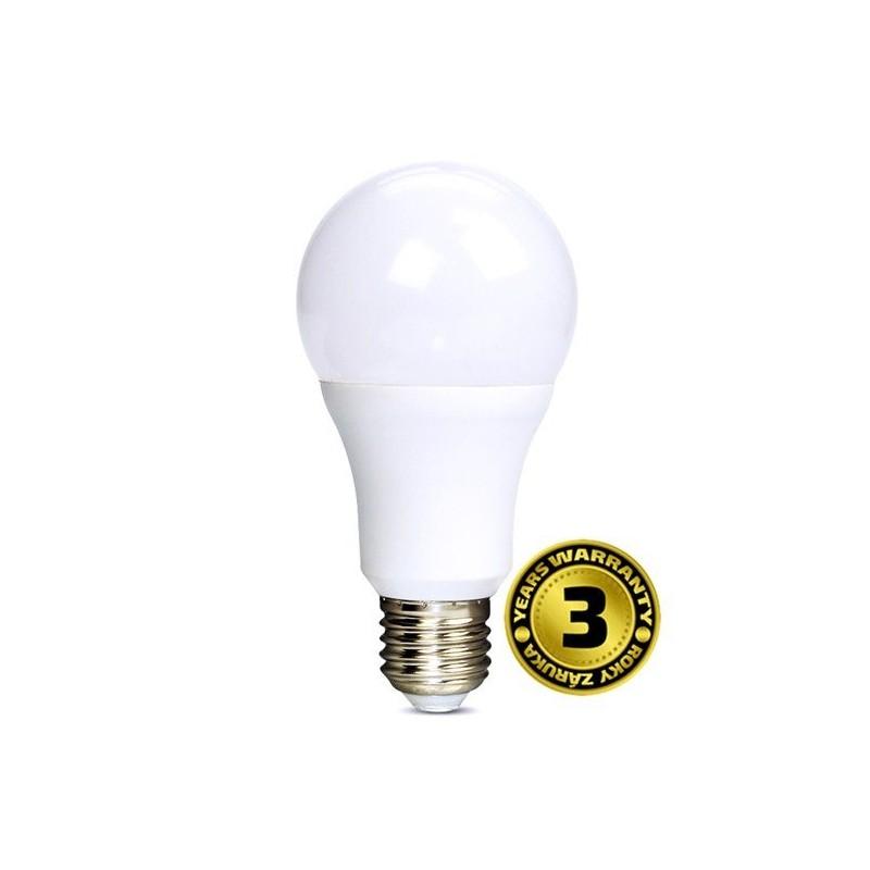 Solight LED žiarovka, klasický tvar, 12W, E27, 6000K, 270°, 1010lm WZ509A