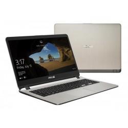 """ASUS X507MA-EJ204T Pentium N5000 15.6"""" FHD matny UMA 4GB 128GB SSD WL Cam Win10 zlaty"""