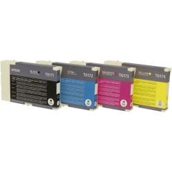 Epson atrament BI B500DN/B510DN cyan HC C13T617200