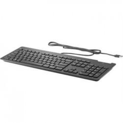 HP klávesnice slim SmartCard CCID USB, černá Z9H48AA#AKB