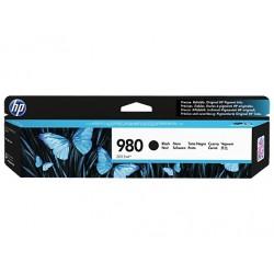 D8J10A čierna atramentová kazeta HP 980 X585z, X555dn, X555xh, X585dn, X585f