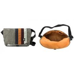 Crumpler Dinky Di Messenger S - dusty khaki/pumpkin orange DDM-S-004