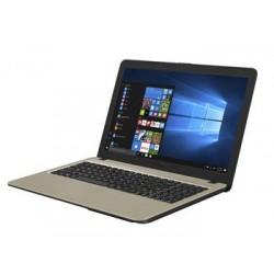 """ASUS X540NA-GO230T Pentium N4200/4GB/128GB SSD/HD Graphics 505/DVDRW/15,6"""" HD lesklý/W10 Home/Black"""