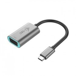i-tec USB-C Metal VGA Adapter 60Hz C31METALVGA60HZ