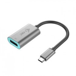 i-tec USB-C Metal Display Port Adapter 60Hz C31METALDP60HZ