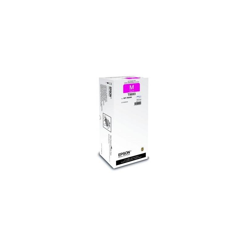 Epson atrament WF-R8000 series magenta XXL - 735.2ml C13T869340