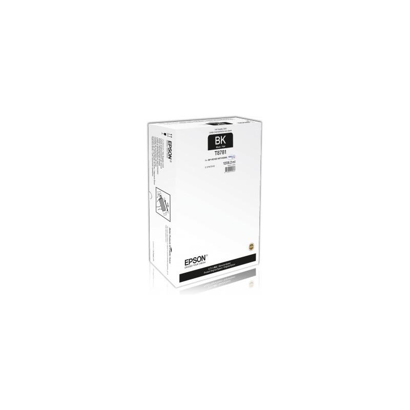 Epson atrament WF-R5000 series black XXL - 1206.2ml C13T878140