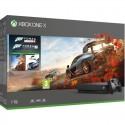 XBOX ONE X 1TB + Forza Horizon 4 + Forza 7 CYV-00057