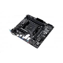 ASUS PRIME A320M-R soc.AM4 A320 DDR4 mATX PCIe USB3 GL iG D-Sub HDMI white box 90MB0XD0-M0ECY0