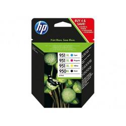 HP Kombinované balenie atramentových kaziet HP 950XL/951XL Officejet C2P43AE