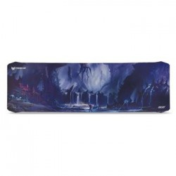 ACER PREDATOR MOUSEPAD JERSEY FABRIC AND NATURAL RUBBER (XL SIZE WITH ALIEN JUNGLE) NP.MSP11.009