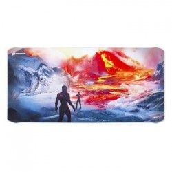 ACER PREDATOR MOUSE PAD, XXL SIZE, WITH MAGMA BATTLE, RETAIL PACK NP.MSP11.00C