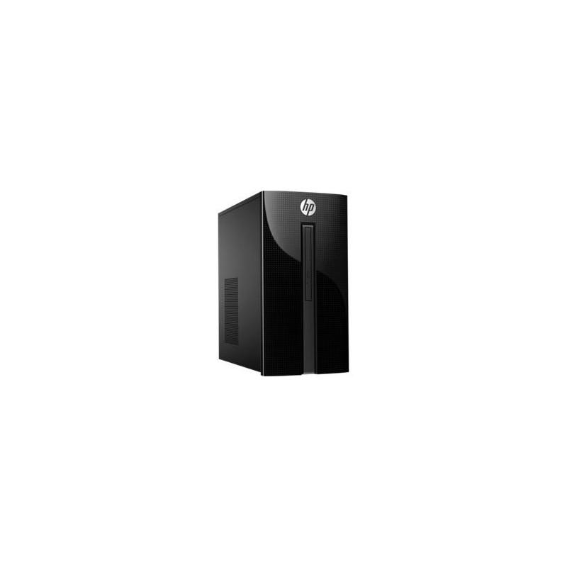 HP PC 460-a200nc/Celeron J3060/4GB/1TB/Intel HD/WIN 10 Home/black 4XG04EA#BCM