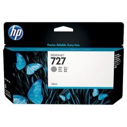 HP 727 130-ml Gray Ink Cartridge B3P24A