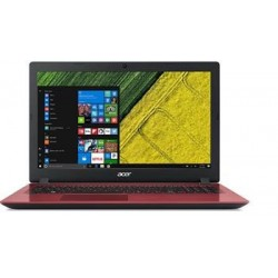 """Acer Aspire 3 (A315-32-P82M) Pentium N5000/4GB+N/1TB+N (M.2)/HD Graphics/15.6"""" FHD LED matný/BT/W10 Home/Red NX.GW5EC.002"""