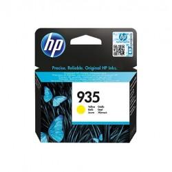 HP Žltá originálna atramentová kazeta HP 935 C2P22AE