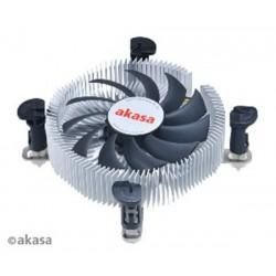 AKASA AK-CC7122EP01 pre LGA 775 a LGA115X ( mini-ITX a micro-ATX skrine )