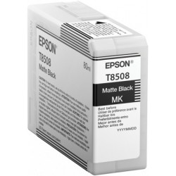Epson atrament SC-P800 matte black 80ml C13T850800