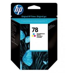 HP náplň č.78, farebná, 19ml DJ 9xx/12xx/OF750/950 C6578D