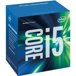 Intel Core i5 6600 - 3.3GHz BOX BX80662I56600