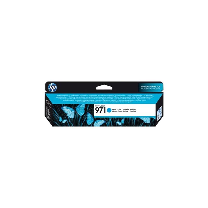 Azúrová atramentová kazeta HP Officejet 971 CN622AE