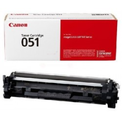 Canon toner CRG 051 Toner Black 2168C002