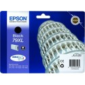 Epson atrament WF5000 series black XL - 41.8ml C13T79014010