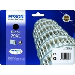 Epson atrament WF5000 series black XL - 41.8ml C13T79014010