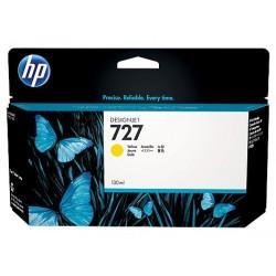 HP 727 130-ml Yellow Ink Cartridge B3P21A