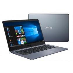 "ASUS E406MA-EB021T Pentium N5000 14.0"" FHD matny UMA 4GB 128GB WL Cam Win10S sivy"