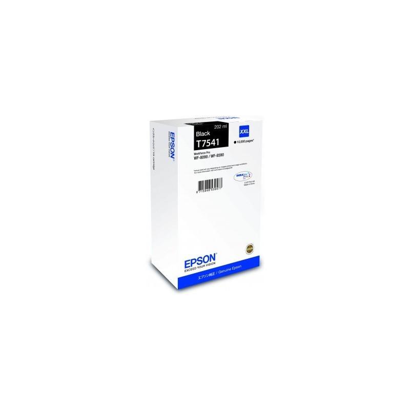 Epson atrament WF-8090/WF-8590 black XXL C13T754140