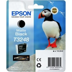 Epson atrament SC-P400 matte black C13T32484010