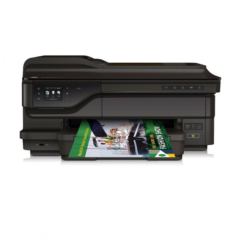 HP Officejet 7612 Wide Format e-All-in-One Printer A3 Print, Fax, Scan, Copy, Web G1X85A#A80
